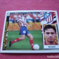 Cromos de Fútbol: ESTE 97-98 BAJA BIAGINI AT.MADRID NUEVO SIN PEGAR. Lote 191109563