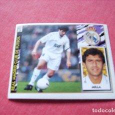 Cromos de Fútbol: ESTE 97-98 BAJA MILLA R.MADRID NUEVO SIN PEGAR. Lote 191109888