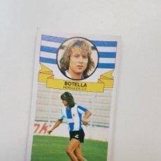 Cromos de Fútbol: SUBASTA INICIAL 1 CENTIMO BOTELLA HÉRCULES COLOCA ESTE 85 86 DESPEGADO VER FOTOS. Lote 191121760