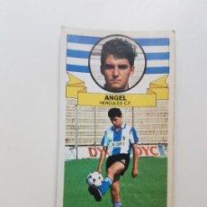 Cromos de Fútbol: SUBASTA INICIAL 1 CENTIMO ÁNGEL HÉRCULES COLOCA ESTE 85 86 DESPEGADO VER FOTOS. Lote 191122143