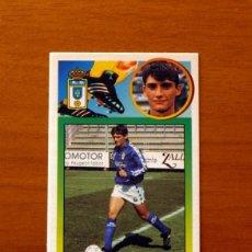 Cromos de Fútbol: OVIEDO - ARMANDO - EDICIONES ESTE 1993-1994, 93-94 - DE CARTÓN, NUNCA PEGADO. Lote 191193403
