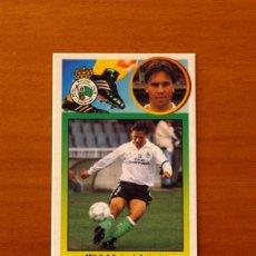 Cromos de Fútbol: RÁCING DE SANTANDER - EDU - EDICIONES ESTE 1993-1994, 93-94 - DE CARTÓN, NUNCA PEGADO. Lote 191194503