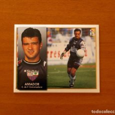 Cromos de Fútbol: EXTREMADURA - AMADOR - EDICIONES ESTE 1998-1999, 98-99 - NUNCA PEGADO. Lote 191195605
