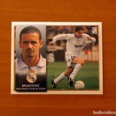 Cromos de Fútbol: REAL MADRID - MIJATOVIC - EDICIONES ESTE 1998-1999, 98-99 - NUNCA PEGADO. Lote 191198002
