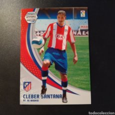 Cromos de Futebol: CROMO - Nº 452 - CLEBER SANTANA (NUEVO FICHAJE) - ATLETICO MADRID -PANINI - MEGACRACKS (2007 / 2008). Lote 191200393