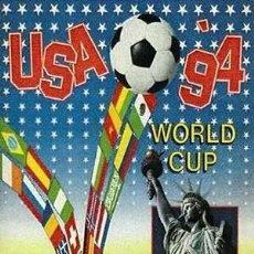 Cromos de Fútbol: PANINI MUNDIAL USA 94 LOTAZO DE 336 CROMOS DIFERENTES NUNCA PEGADOS!. Lote 191277187