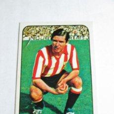 Cromos de Fútbol: VILLAR ATHLETIC CLUB BILBAO 78 79 EDICIONES ESTE LIGA 1978 1979 NUNCA PEGADO. Lote 191332663