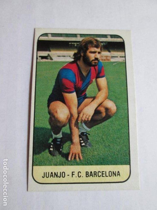 JUANJO BARCELONA 78 79 EDICIONES ESTE LIGA 1978 1979 NUNCA PEGADO (Coleccionismo Deportivo - Álbumes y Cromos de Deportes - Cromos de Fútbol)