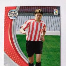 Cromos de Fútbol: MEGACRACKS 2007 2008 PANINI MUÑOZ FICHAJE N° 456 ATHLETIC BILBAO. Lote 191332781