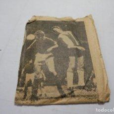 Cromos de Fútbol: MAGNIFICO SOBRE VACIOS DE FUTBOL ESTE TEMPORADA 1974-75. Lote 191687746