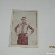 Cromos de Fútbol: ANTIGUO CROMO FUTBOL MARTIN GABALDÁ Nº 3 DEL F. C. MANRESA DE CHOCOLATE E. JUNCOSA. Lote 191819312