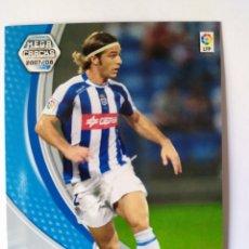 Cromos de Fútbol: MEGACRACKS 2007 2008 PANINI EDU MOYA N° 255 RECREATIVO HUELVA. Lote 245157820