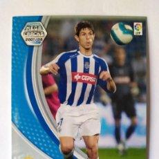 Cromos de Fútbol: MEGACRACKS 2007 2008 PANINI BARBER N° 263 RECREATIVO HUELVA. Lote 245157845