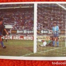 Figurine di Calcio: Nº 102 ALBUM MARADONA SUS DRIBLINGS SUS GOLES 1984-1985.CROMO ESPORT 84-85.. Lote 241148930