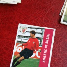 Figurine di Calcio: KIKE BILBAO ED PANINI LIGA CROMO 95 96 FUTBOL 1995 1996 - SIN PEGAR - 482 BAJA. Lote 193051173