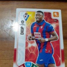 Cromos de Fútbol: TRADING CARD ADRENALYN 2019/2020, EDITORIAL PANINI, EQUIPO DIOP (EIBAR),SIN ACTIVAR, Nº 117. Lote 207345386
