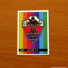 Cromos de Fútbol: ELCHE - Nº 402, ESCUDO-PLANTILLA - LAS FICHAS DE LA LIGA MUNDICROMO 1999-2000, 99-00 2ª DIVISIÓN. Lote 207155362