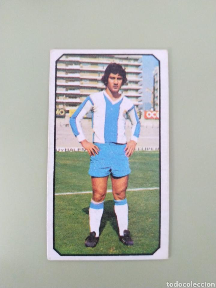 CROMO BAJA ROBERTO CINO LIGA ESTE 77 78 1977 1978 (Coleccionismo Deportivo - Álbumes y Cromos de Deportes - Cromos de Fútbol)