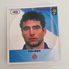 Cromos de Fútbol: LIGA 98/99. BOLLYCAO. Nº 48. ESNAIDER. R.C.D ESPANYOL. NUNCA PEGADO.. Lote 194114780