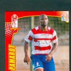 Cromos de Fútbol: MEGACRACKS 2011 2012 11 12 PANINI. PAMAROT Nº 114 BIS FICHAJE (GRANADA) MGK. Lote 194213842