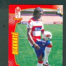 Cromos de Fútbol: MEGACRACKS 2011 2012 11 12 PANINI. DIAKHATE Nº 112 BIS FICHAJE (GRANADA) MGK. Lote 194214076