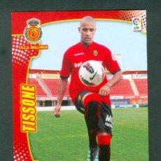 Cromos de Fútbol: MEGACRACKS 2011 2012 11 12 PANINI. TISSONE Nº 191 BIS FICHAJE (MALLORCA) MGK. Lote 194214262