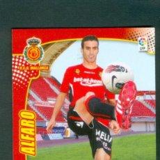 Cromos de Fútbol: MEGACRACKS 2011 2012 11 12 PANINI. ALFARO Nº 197 BIS FICHAJE (MALLORCA) MGK. Lote 194214403