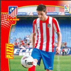 Cromos de Fútbol: MEGACRACKS 2011 2012 11 12 PANINI. PIZZI Nº 36 BIS FICHAJE (AT DE MADRID) MGK. Lote 194214726