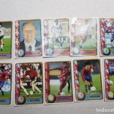 Cromos de Fútbol: LOTE 62 CROMOS FUTBOL MUNDIAL 98 FRANCIA. Lote 194218498