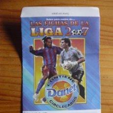 Cromos de Fútbol: SOBRE PARA REPETIDOS LAS FICHAS DE LA LIGA 2007-08 . Lote 194252152
