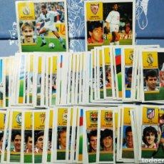 Cromos de Fútbol: LOTE 115 CROMOS ESTE 92 93 - LIGA TEMPORADA 1992 1993 - NUNCA PEGADOS - MARTÍN VÁZQUEZ MARADONA. Lote 194254137