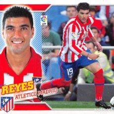 Cromos de Fútbol: EDICIONES ESTE 10/11 2010/2011 #14A REYES (ATLETICO MADRID) SIN PEGAR. Lote 194265551
