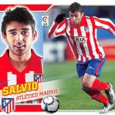 Cromos de Fútbol: EDICIONES ESTE 10/11 2010/2011 #13B SALVIO (ATLETICO MADRID) SIN PEGAR. Lote 194265572