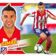 Cromos de Fútbol: EDICIONES ESTE 10/11 2010/2011 #13A SIMAO (ATLETICO MADRID) SIN PEGAR. Lote 194265581