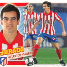Cromos de Fútbol: EDICIONES ESTE 10/11 2010/2011 #11 JURADO (ATLETICO MADRID) SIN PEGAR. Lote 194265701