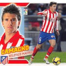 Cromos de Fútbol: EDICIONES ESTE 10/11 2010/2011 #10B CAMACHO (ATLETICO MADRID) SIN PEGAR. Lote 194265741