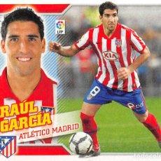 Cromos de Fútbol: EDICIONES ESTE 10/11 2010/2011 #10A RAUL GARCIA (ATLETICO MADRID) SIN PEGAR. Lote 194265748