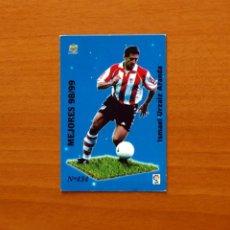 Cromos de Fútbol: ATHLETIC BILBAO - Nº 434, URZAIZ - MEJORES 98-99 -LAS FICHAS DE LA LIGA MUNDICROMO 1999-2000, 99-00 . Lote 194271345
