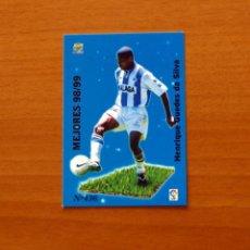 Cromos de Fútbol: MALAGA - Nº 436, CATANHA - MEJORES 98-99 - LAS FICHAS DE LA LIGA MUNDICROMO 1999-2000, 99-00 . Lote 194272117