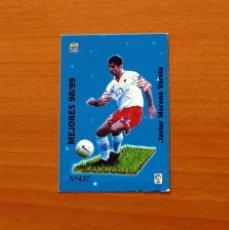 Cromos de Fútbol: NUMANCIA - Nº 437, MORENO - MEJORES 98-99 - LAS FICHAS DE LA LIGA MUNDICROMO 1999-2000, 99-00 . Lote 194272323