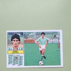 Cromos de Fútbol: CROMO FICHAJE 23 DIEGO LIGA ESTE 82 83 1982 1983. Lote 194287240