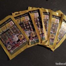 Cromos de Fútbol: EDICIONES ESTE. LIGA 2012-2013. 6 SOBRES SIN ABRIR.. Lote 194289400