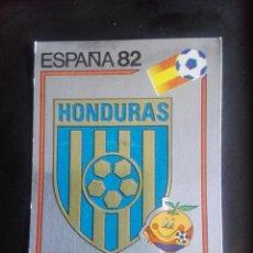 Cromos de Fútbol: CROMO PANINI MUNDIAL ESPAÑA 82 - NÚMERO 346 - ESCUDO HONDURAS - SIN PEGAR. Lote 194292837