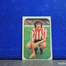 Cromos de Fútbol: EDICIONES ESTE 1976 1977 ESCALZA ATHLETIC BILBAO CROMO FUTBOL SIN PEGAR VER ESTADO EN FOTO 76 77 . Lote 194319245