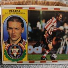 Cromos de Fútbol: CROMO EDICIONES ESTE TEMPORADA 96-97 PARADA BAJA. Lote 194319283