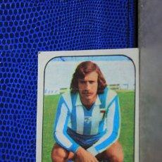 Cromos de Fútbol: EDICIONES ESTE 1976 1977 AICART MALAGA CF CROMO FUTBOL RECUPERADO VER ESTADO EN FOTO 76 77. Lote 194329244
