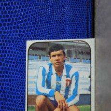 Cromos de Fútbol: EDICIONES ESTE 1976 1977 AIDO MALAGA CF CROMO FUTBOL RECUPERADO VER ESTADO EN FOTO 76 77. Lote 194329280