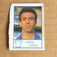 Cromos de Fútbol: CROMO Nº 290 GARCÍA CORTÉS DE BOLLYCAO FÚTBOL 87-88.. Lote 194335772