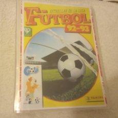 Cromos de Fútbol: -COLECCION DE FUTBOL PANINI LIGA 92-93 EN ARCHIVADOR NUEVO . Lote 194335785