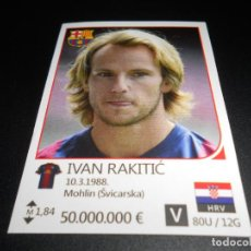 Cromos de Fútbol: 119 IVAN RAKITIC FC BARCELONA STICKERS UEFA CHAMPIONS LEAGUE TOP24 RAFO 16 17 2016 2017. Lote 194341447